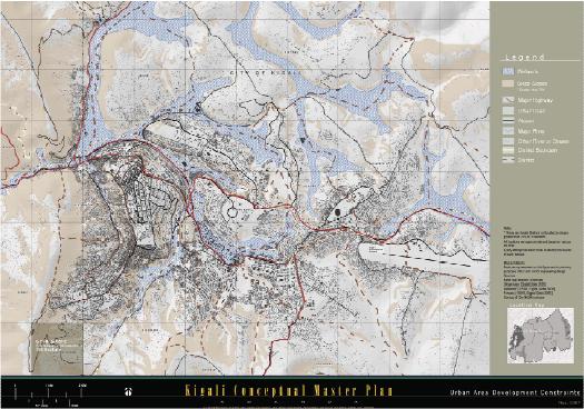 Stadterneuerung und Umsiedlungspolitik in Kigali/Ruanda