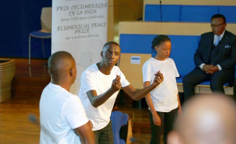 Fotogalerie: Konferenz: 10 Jahre nach den ersten freien Wahlen in der DR Kongo - eine Bestandsaufnahme