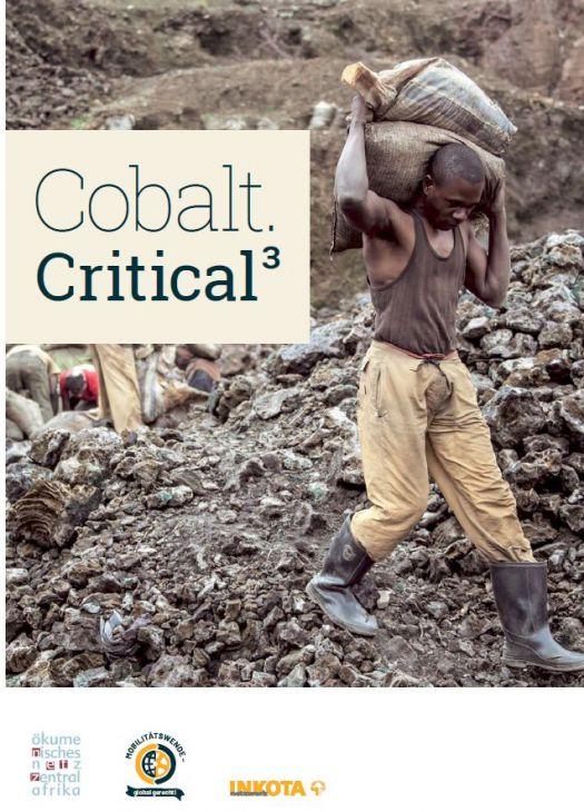 INKOTA und ÖNZ veröffentlichen gemeinsames Kobalt-Dossier